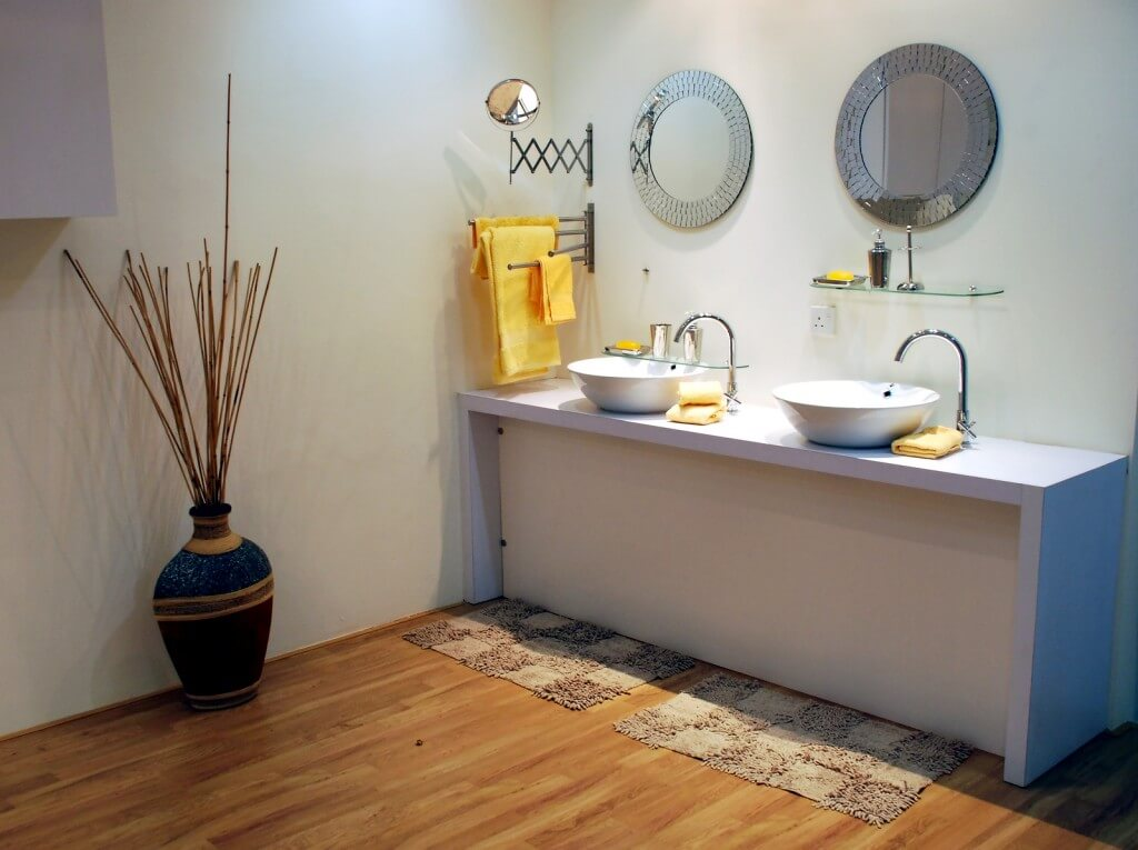 7 Simple Ways To Modernize An Outdated Bathroom Atlas Green Homes 183 Atlas Homes The Largest Top