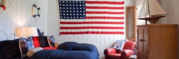 Best of: Red, White, and Blue Decor
