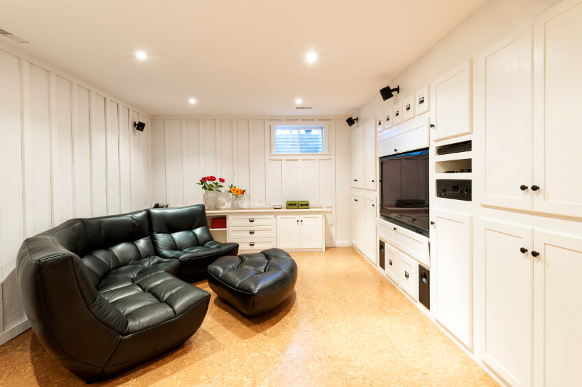 ideas for remodeling a basement