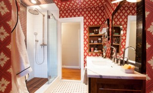Cool 2014 Bathroom Trends