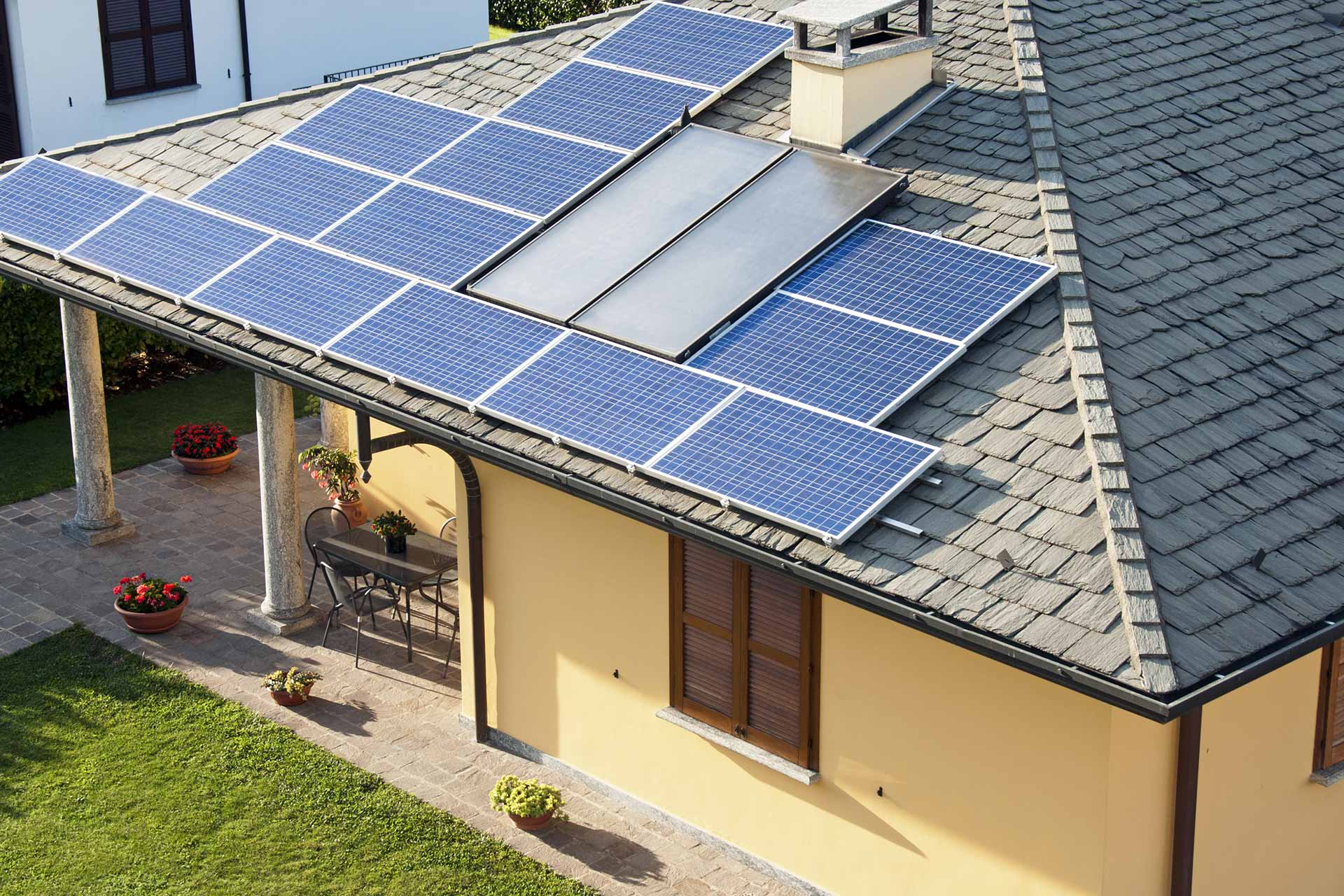 Solar Panels Amp Installation Get Costs Free Local Quotes Modernize