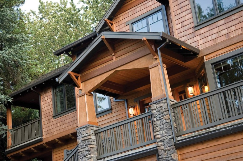 Types of siding materials modernize for Types of wood siding for homes