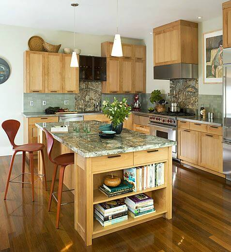 Bon Wooden Kitchen