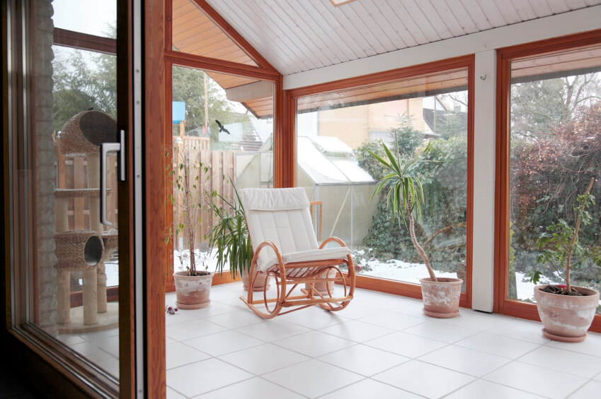 The many benefits of a four season sunroom modernize for Detached sunroom
