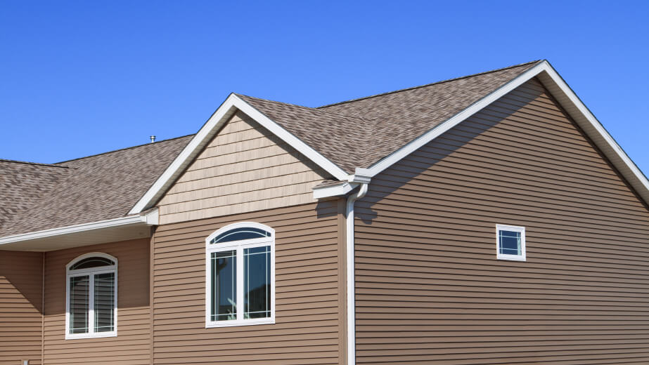 Choosing vinyl siding colors modernize for Exterior siding design