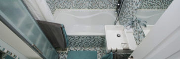 Bathroom Tile to Get Excited About