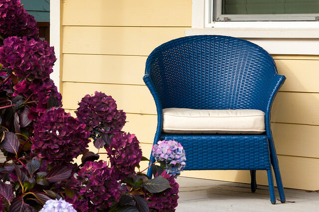 sustainable porch furniture