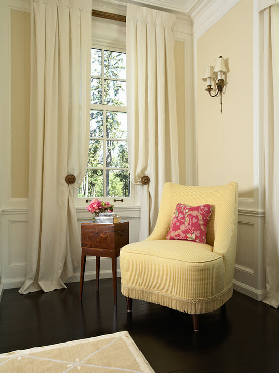 10 Lovely Ideas For Linen Curtains Modernize