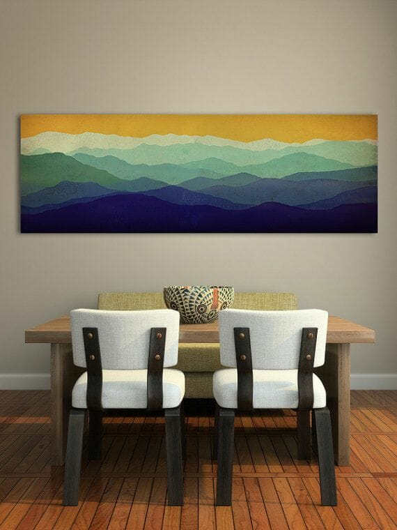 """""""Mountain Memories"""" is available on Etsy."""