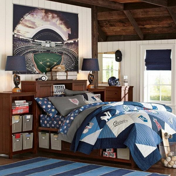 7 Great Ideas For Decorating Teen Bedrooms