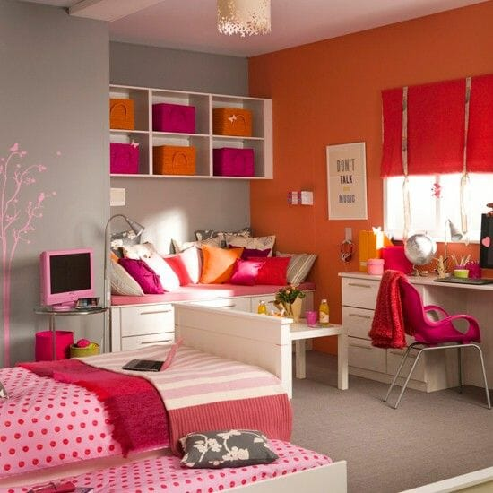 7 great ideas for decorating teen bedrooms - modernize