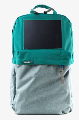 bricksun solar backpack