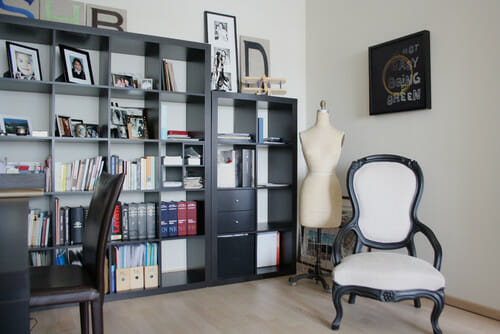 Rooms That Use IKEA's Expedit/Kallax Shelving - Modernize