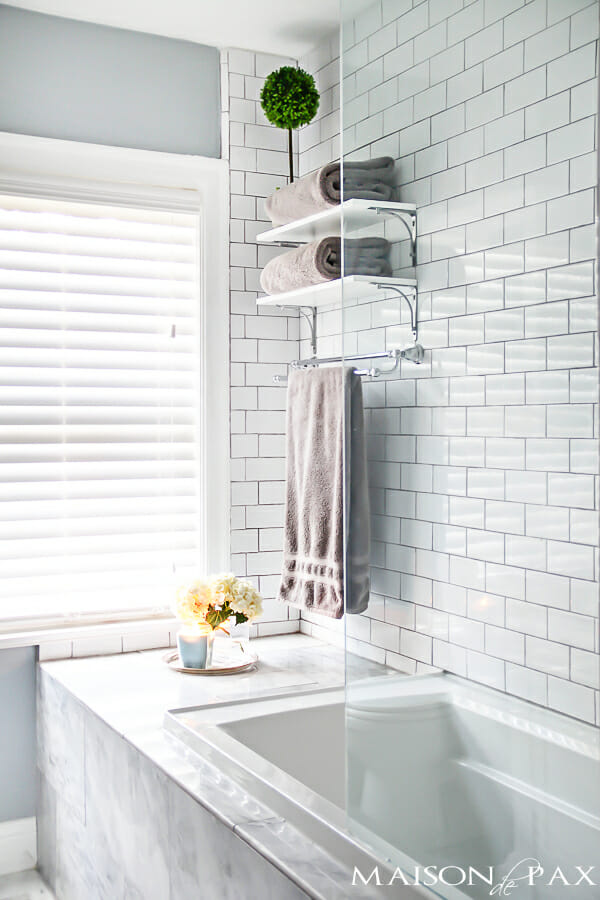 How to Make A Small Master Bath Spa-like - Modernize Images Of Small Master Bathrooms on small closet, small lounge, small small bathrooms, small zen bathrooms, small dinning room, small master suite, small game room, small luxury bathrooms, small attic, small handicap bathrooms, small master deck, small sauna, small powder room, small bathrooms with shower only, small master bath ideas, small shower and bath combo, small bedroom, small master room, small hot tub, small master shower,