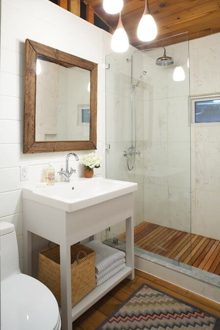 how to make a small master bath spa like modernize