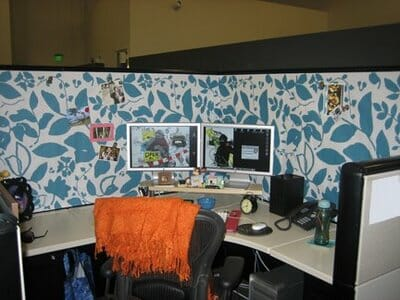 6 Ways To Make Your Cubicle Look Less Like A Prison Cell