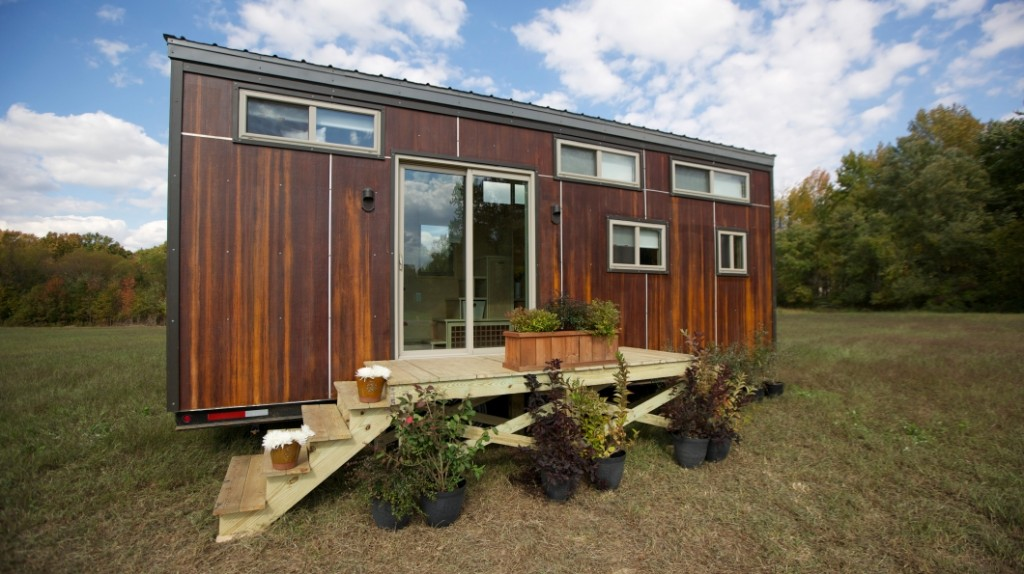 How to build a tiny house modernize for Small new build homes