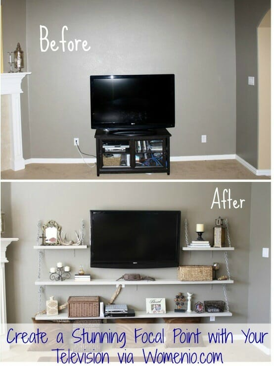 How To Create A Focal Point In Your Living Room Modernize