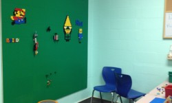 Create a Lego Themed Room for Your Kid