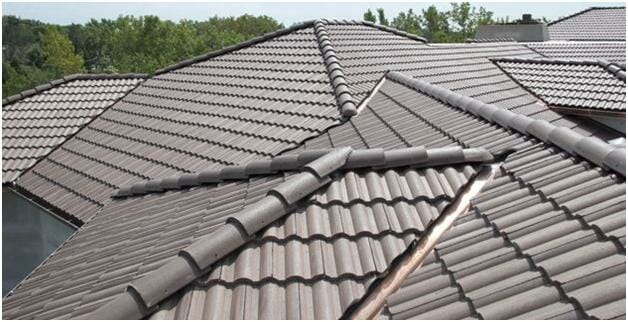 concrete tile roofing installation