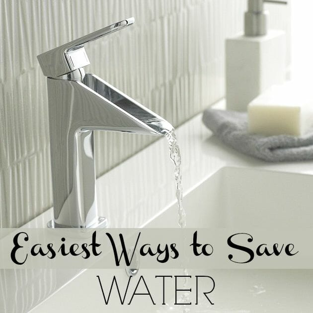 The Easiest Ways To Save Water In Your Home Modernize