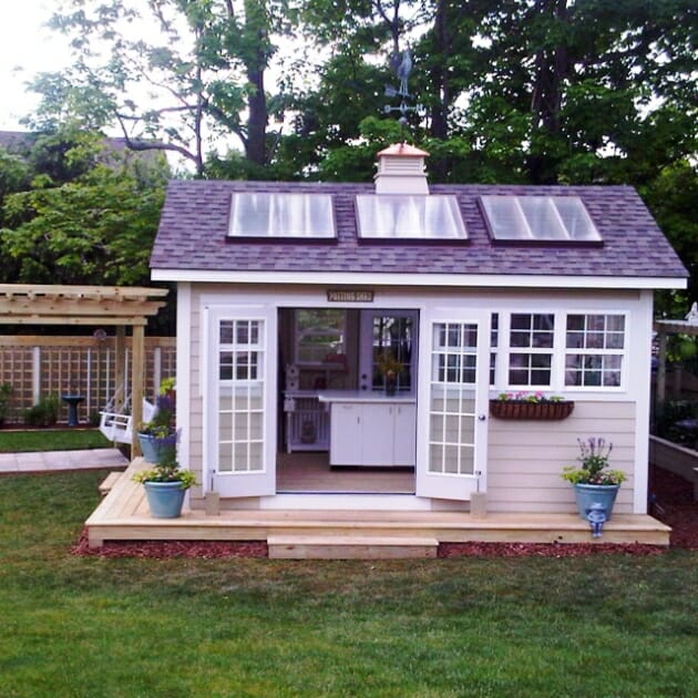 Garden Shed Lighting Ideas shed roof paint for cool garden shed designs modern shed with metal shed roof paint Solar Garden Shed
