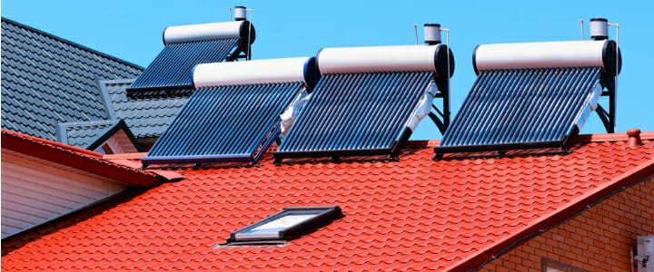 How Efficient Are Solar Water Heaters Modernize