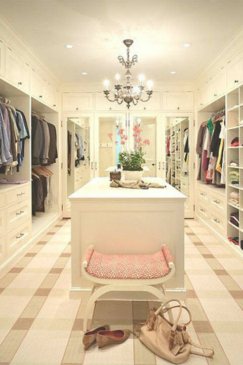 Give Your Bedroom Closet A Chic Boutique Vibe Modernize