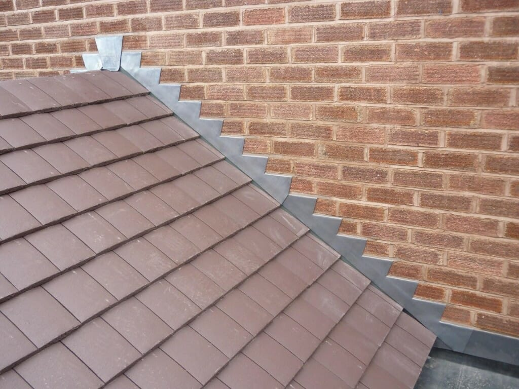 what is roof flashing - Roof To Wall Flashing
