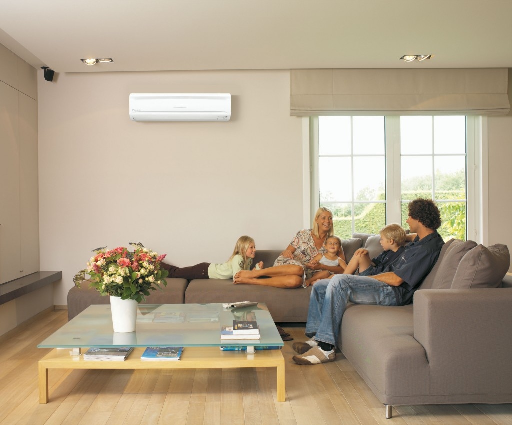 ductless heat