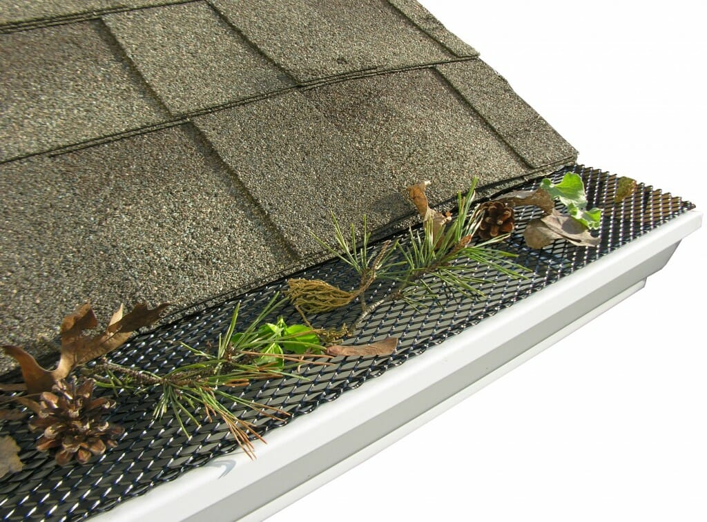 Gutter guards - Image Source