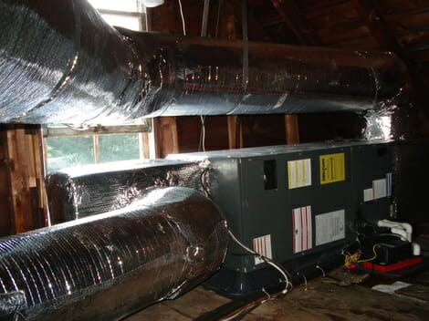 HVAC Installation - Image Source