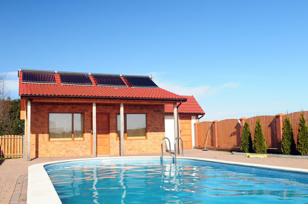 solar heat for pools