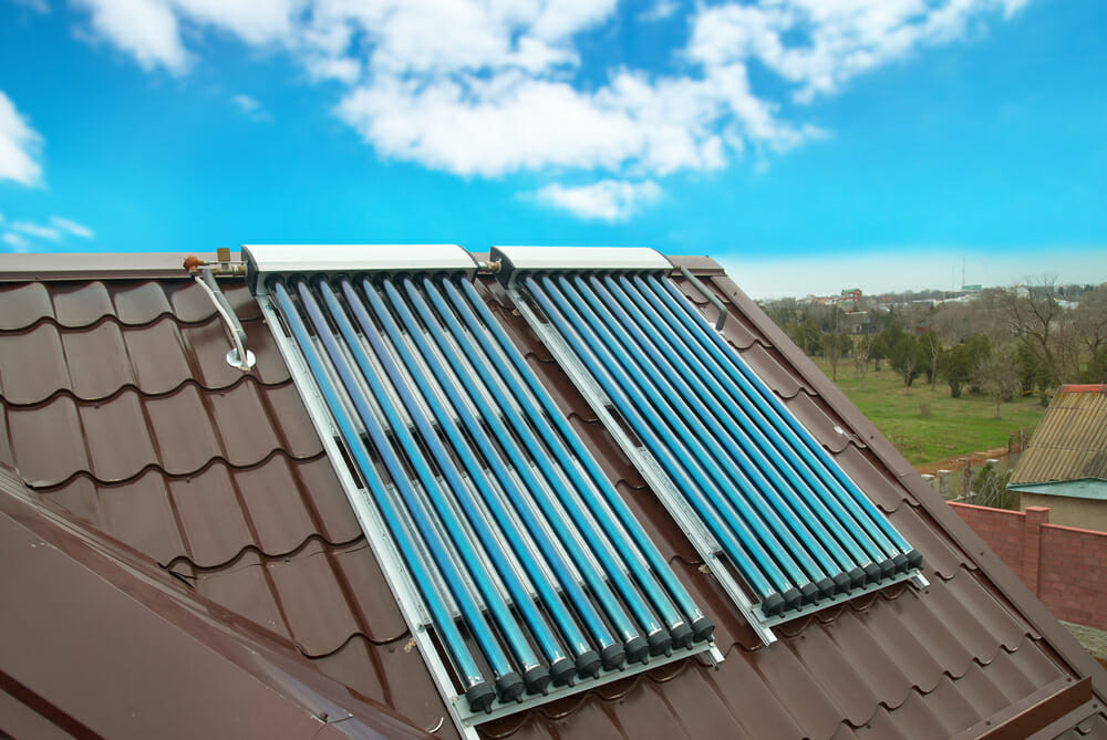 Solar Water Heater Collector Types Modernize