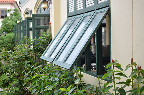 awning window installation