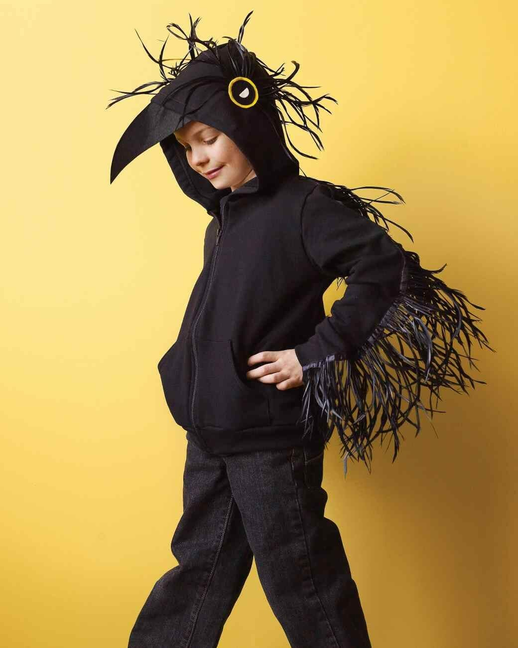 Well. Completely adult parrot costume