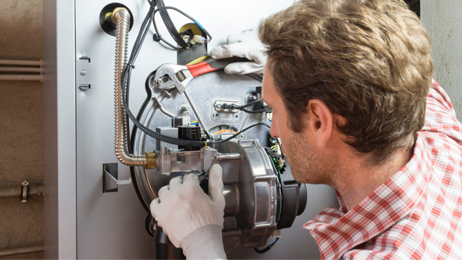 central heating repair & installation