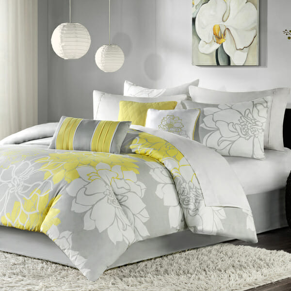 Get this entire bedding set for under $100 via Wayfair.com