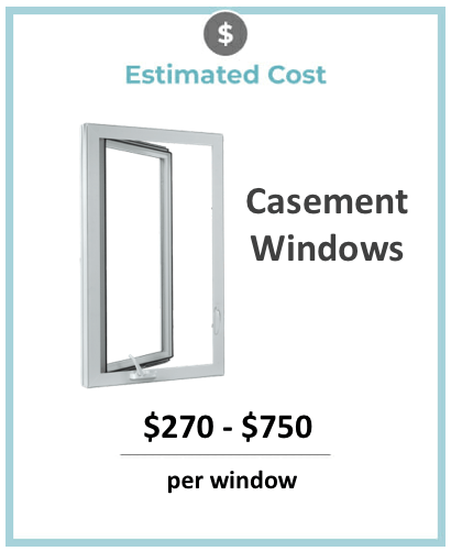 picture window prices alumex casement window prices casement window replacement costs 2019 modernize