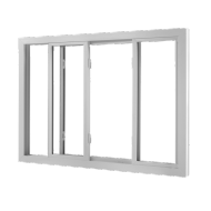 Wallside-end-vent-sliding-windows