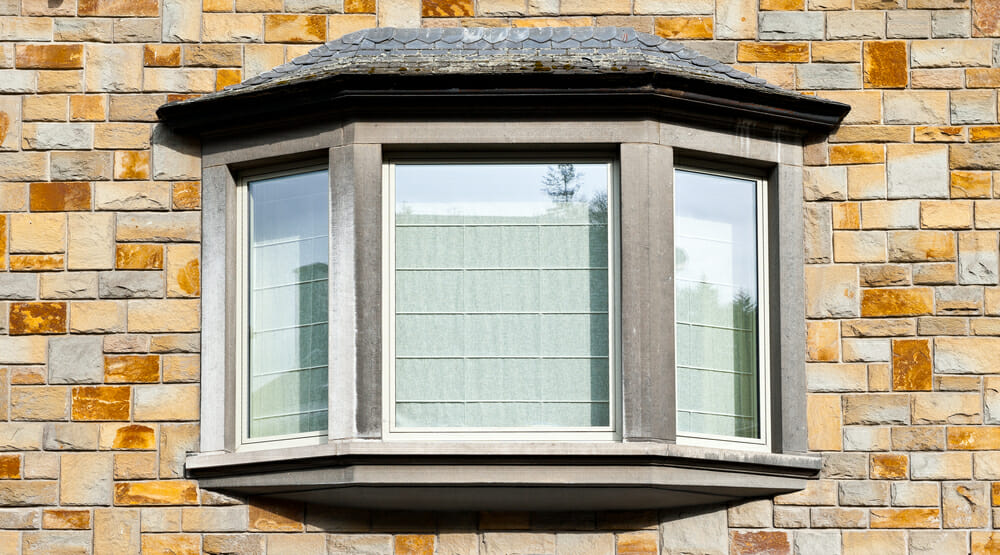 Different types of windows for your home modernize for Fenetre bay window