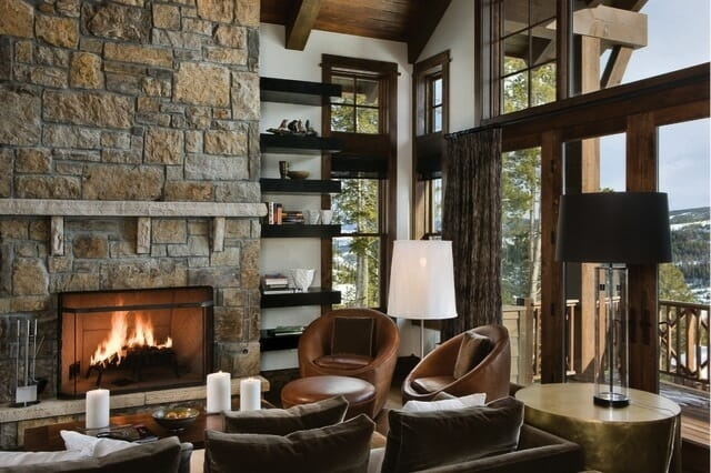 Add A Fireplace To Your Space Modernize