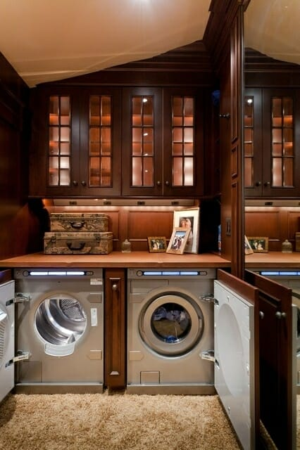 12 fresh ideas for a functional laundry room modernize for Masters laundry