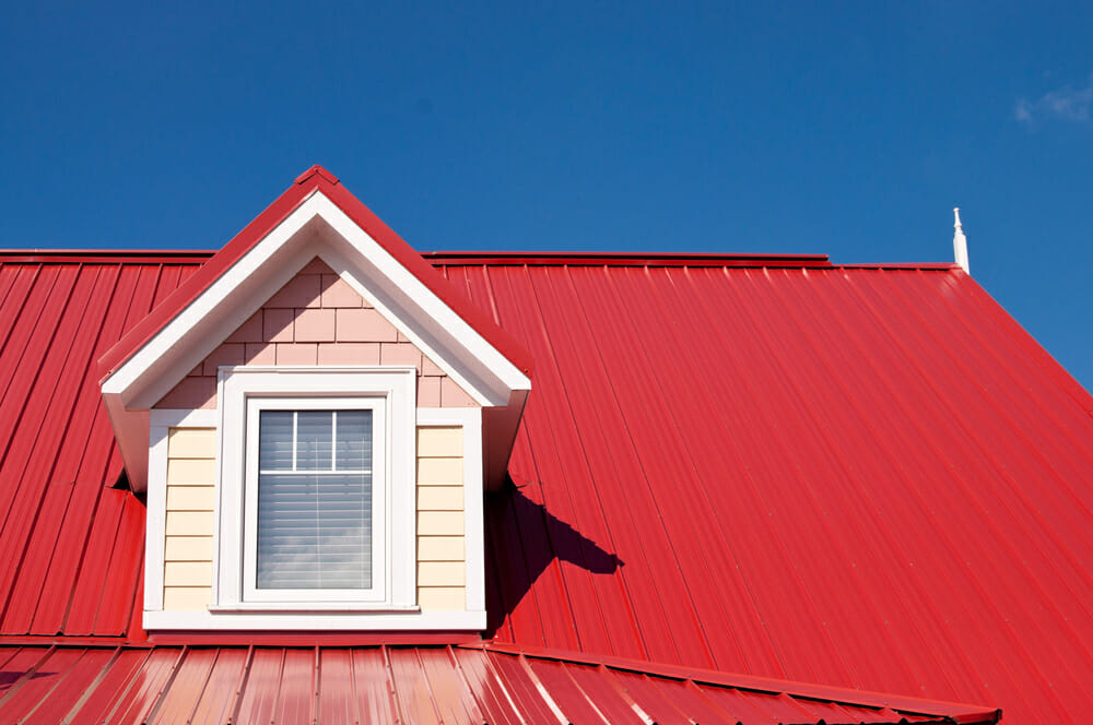 Residential metal roof costs benefits energy efficient for Energy efficient roofing material