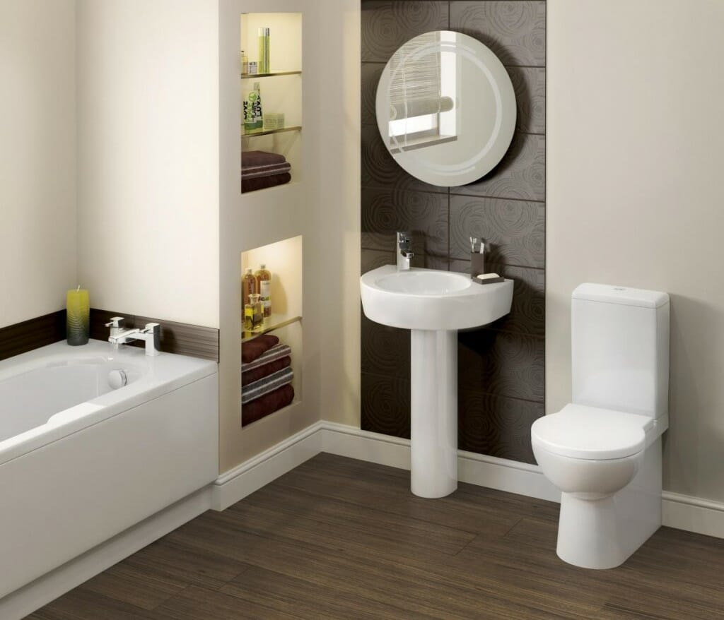 Bathroom remodel ideas and inspiration for your home for Bathroom makeover ideas