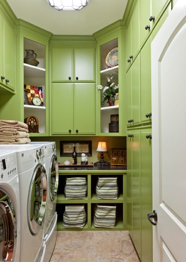 painted-cabinets-laundry