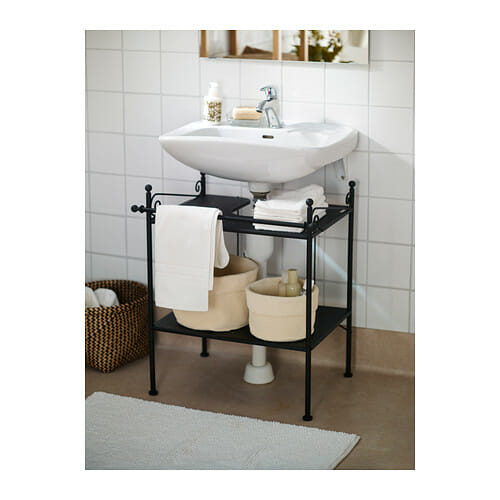 10 Creative Storage Solutions for Small Bathrooms - Modernize