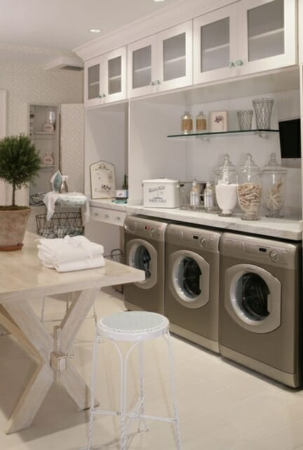 white-laundry-room