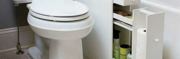 10 Creative Storage Solutions for Small Bathrooms