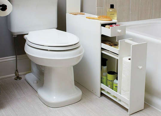 BH3  1. 10 Creative Storage Solutions for Small Bathrooms   Modernize